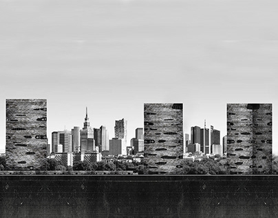 THE CITY AS A SERIES OF LANDSCAPES