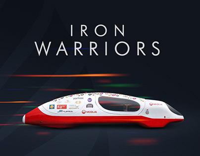 Iron Warriors Bolide app