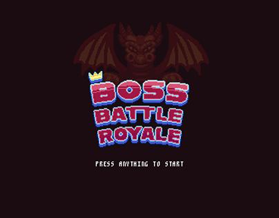 Boss Battle Royale