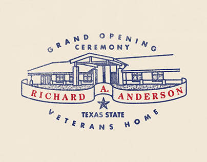 Richard Anderson Home Opening Ceremony
