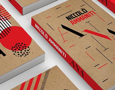 Ana / Book cover / Niccolo Amaniti
