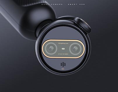 Dual-camera · Smart HDR