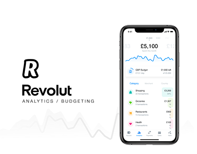 Revolut UI/UX App Enhancement