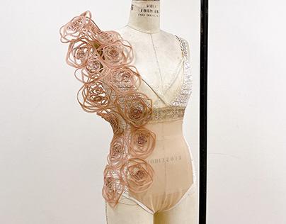 Eternal Bloom   Bodysuit