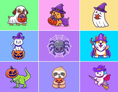 Halloween is coming🎃🍬🍭👻🍫