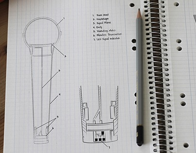 VIMI Microphone Project