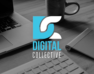 Digital Collective | Logo + Brand Redesign