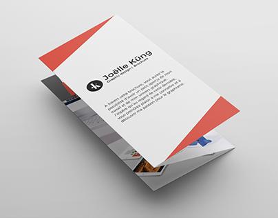 Graphic design | Brochure