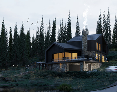 Forest Country House