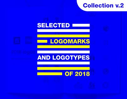 Logomarks & Logotypes of 2018