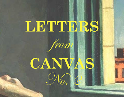 Letters from Canvas - No.2