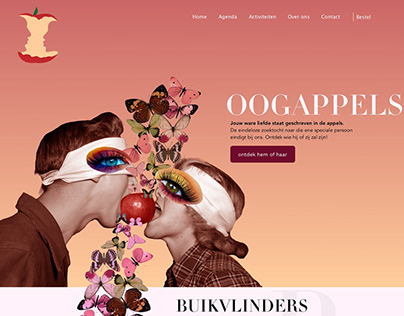 Hobby Lobby - Oogappels (Apples of my eye)