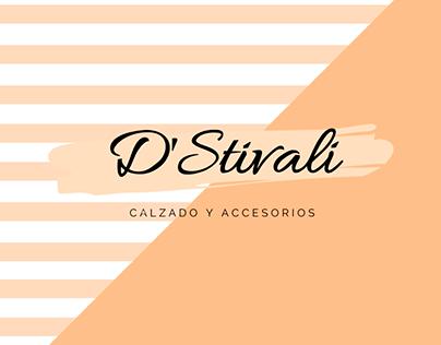 Logo D'stivali 2020
