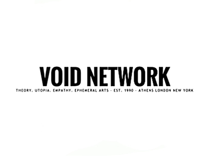 Void Network   Web Production