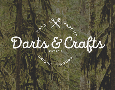Darts&Crafts - Logo