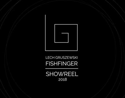 Showreel 2018 Lech Gruszewski