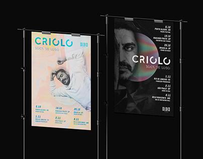 Criolo - ID Boca de Lobo Tour
