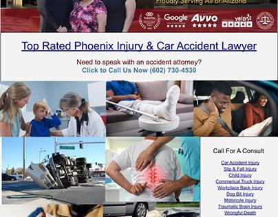 Personal Injury Attorney in Phoenix AZ