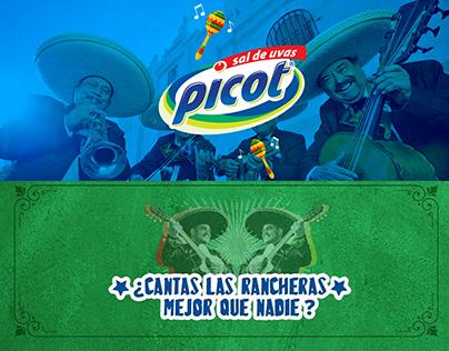 El mejor mariachi Picot.