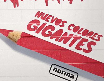 Norma - Colores Gigantes