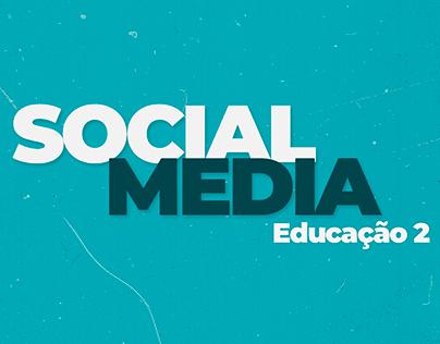 Social Media Educação 2