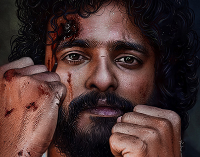 Neeraj Madhav - Digital portrait