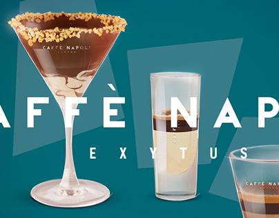 Caffè Napoli Poster