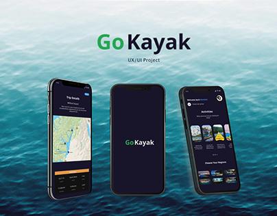 GoKayak Adventure App