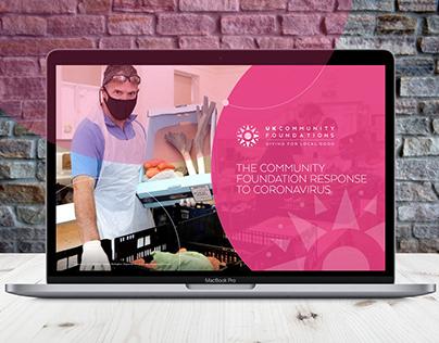 UKCF Coronvirus Report Design