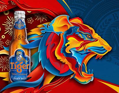 Tiger Beer Festive 2021 (Tết 2021)