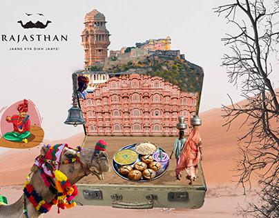 Rajasthan Suitcase