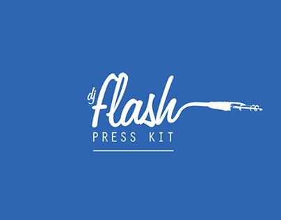 DJ Press Kit