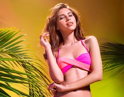 Paola Amador 2016 -Tropical Lovel-