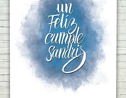 SANDRIS