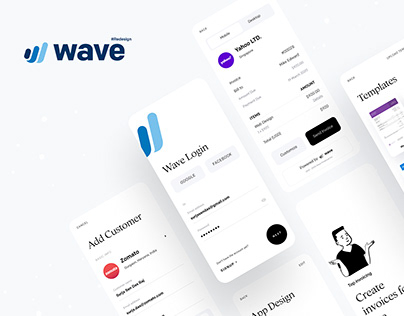 WAVE | Invoicing and Money Management