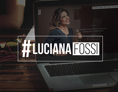 Luciana Fossi - Se Liga | Album e Website