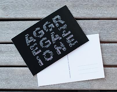 Aggregazione - postcard