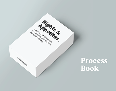 Rights & Appetites Card Game