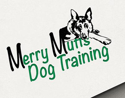 Merry Mutts Dog Training Corporate Identity Design