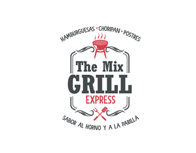 Identidad The Mix Grill