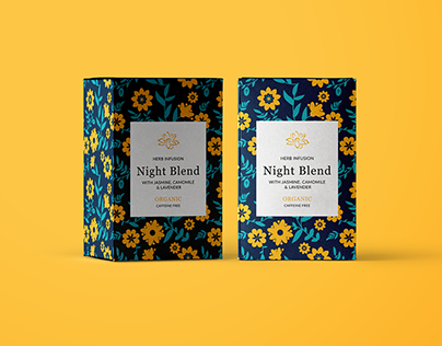 Lotus Tea Packaging