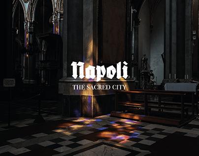 Napoli, the sacred city