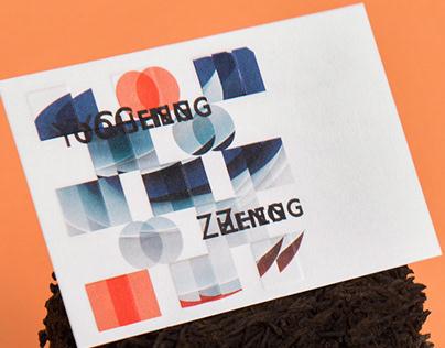 yocheng business card