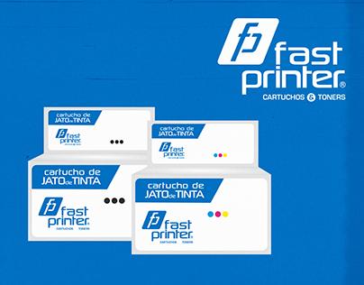 Fast Printer | Fast Book - Incentivo à Leitura on Behance