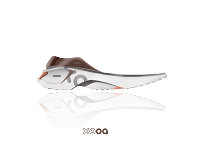 XOOA- all women sneakers midsole ideations