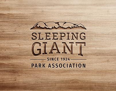 Sleeping Giant Park Association Brand