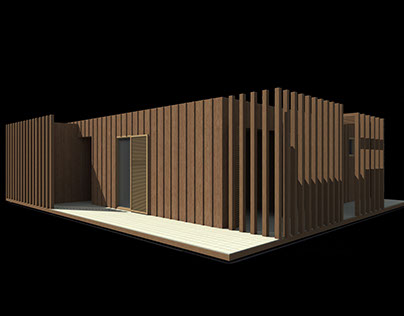 Modular House - Casa Modular | (re)Design São Tomé