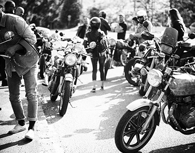 Cafe Ride 2016