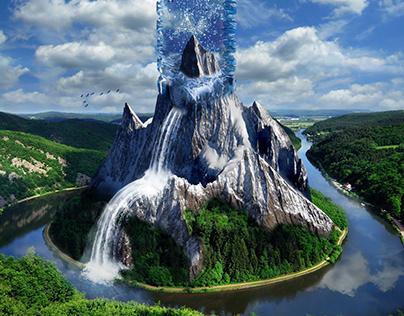 Mineralwasser Mineral Water