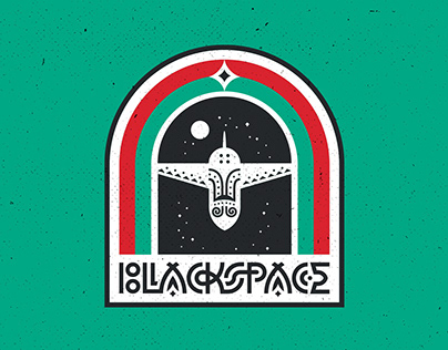 Blackspace - Brand Identity Design